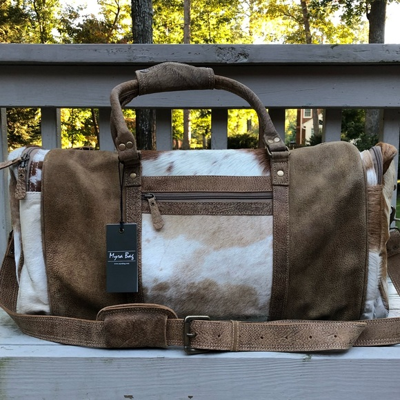 Myra Bag Bags Cinnamon Travel Bag Poshmark Fashionable duffle for your weekend and busniess trip. cinnamon travel bag